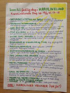 Karolinelundsdag @ Karolinelund, Aalborg